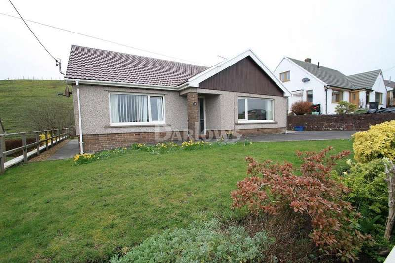 3 Bedrooms Bungalow for sale in Western Crescent, Tredegar, Gwent