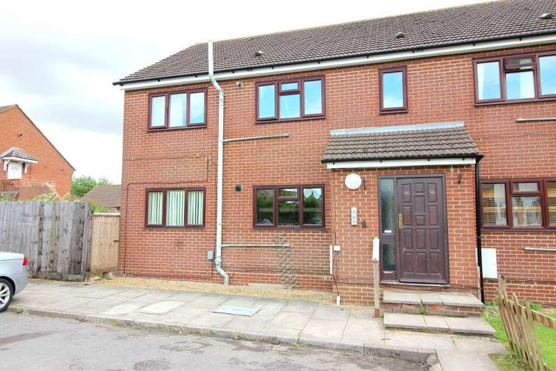 2 Bedrooms Flat for sale in Moreton Road North, Luton, Bedfordshire, LU2 9DP