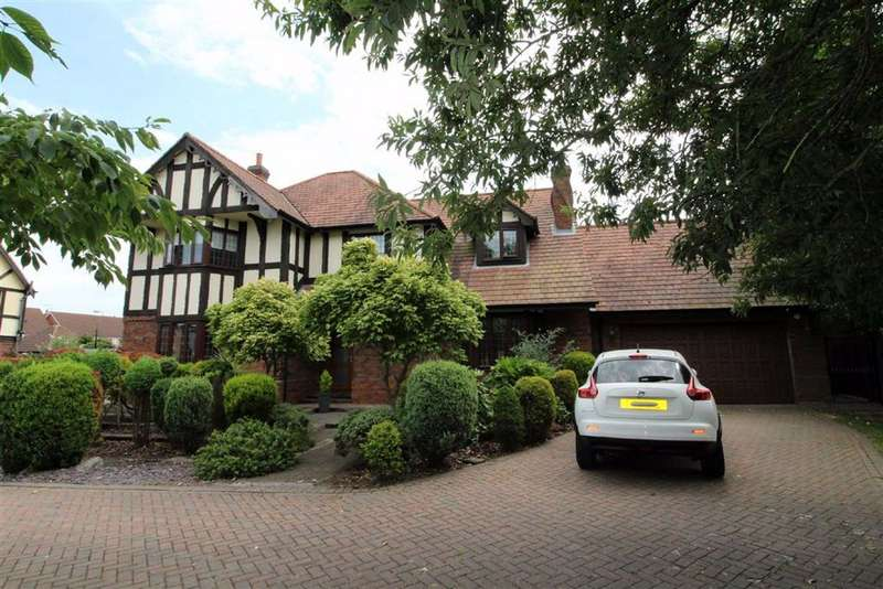 5 Bedrooms Detached House for sale in Warton Drive, Woodmansey, East Yorkshire