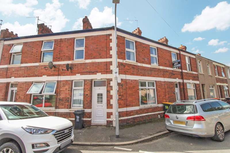 3 Bedrooms Terraced House for sale in Corelli Street, Newport, NP19