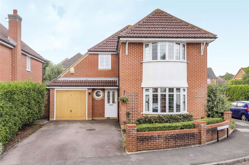 4 Bedrooms Detached House for sale in Benedict Green, Warfield, Berkshire, RG42