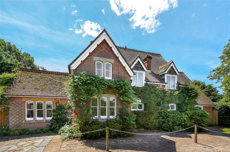 5 Bedrooms Detached House for sale in Pound Lane, Plaitford, Romsey, Hampshire, SO51