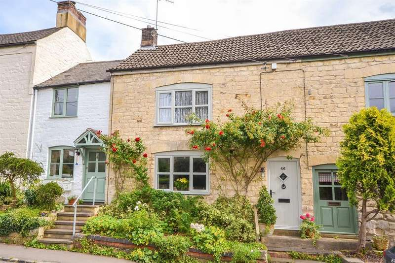 2 Bedrooms Cottage House for sale in The Street, Uley, Gloucestershire. GL11 5SY