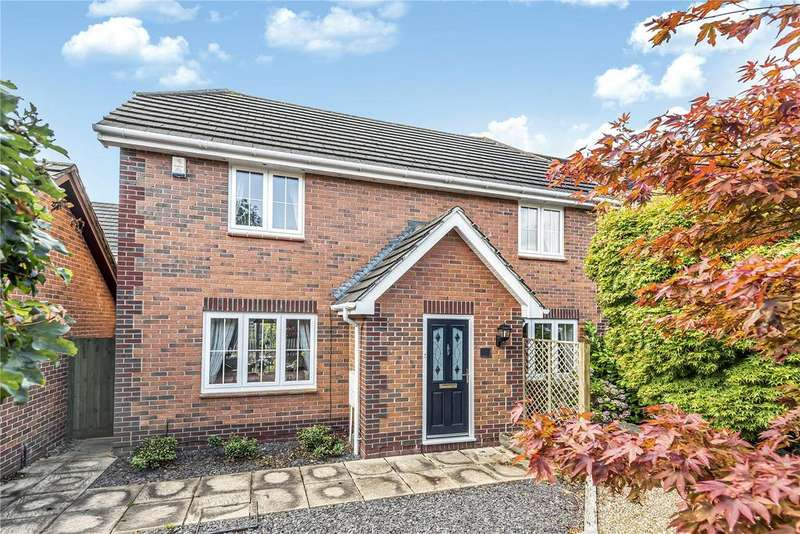 4 Bedrooms Detached House for sale in Goodrich Grove, Newport, NP10