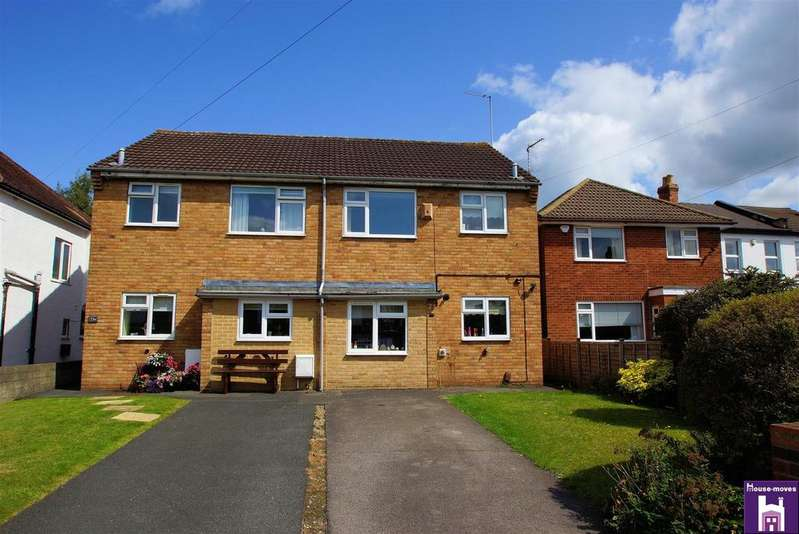 2 Bedrooms Semi Detached House for sale in Arle Road, Cheltenham