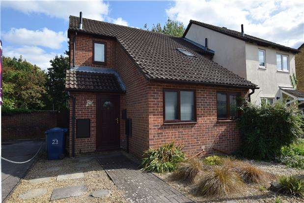 1 Bedroom End Of Terrace House for sale in Broadfields, Littlemore, Oxford, OX4 6LP