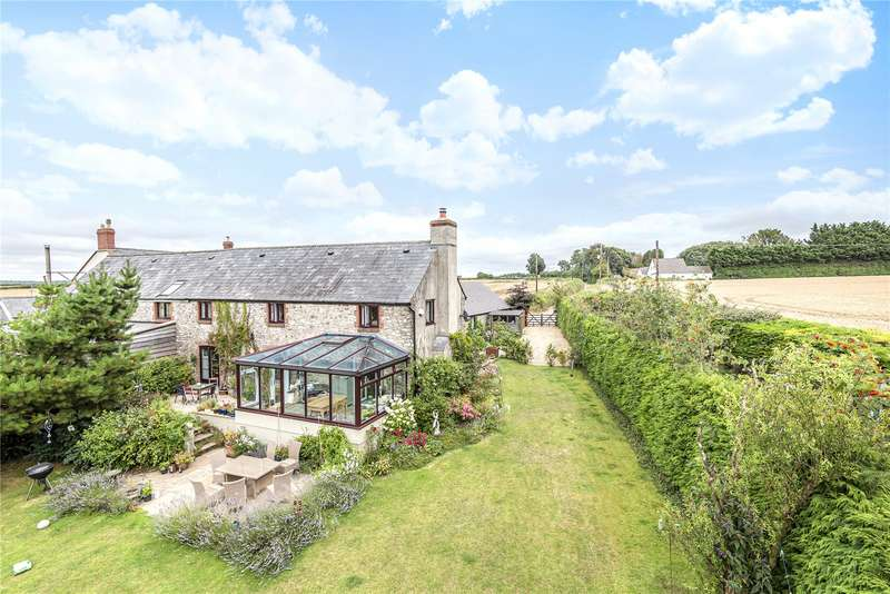 3 Bedrooms Semi Detached House for sale in Yarcombe, Honiton, Devon, EX14