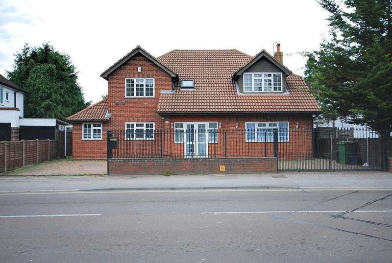 6 Bedrooms Detached House for sale in PARK ROAD, UXBRIDGE, MIDDLESEX, UB8 1NR