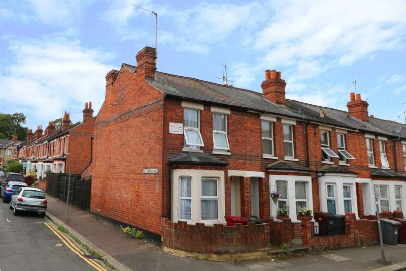3 Bedrooms End Of Terrace House for sale in Norfolk Road, Reading