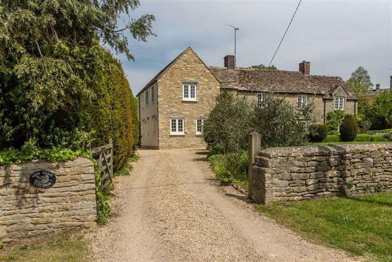 5 Bedrooms Property for sale in Yew Tree Cottage, Little Somerford