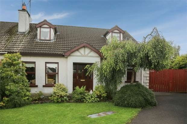 4 Bedrooms Semi Detached House for sale in Glenwood, Ahoghill, Ballymena, County Antrim