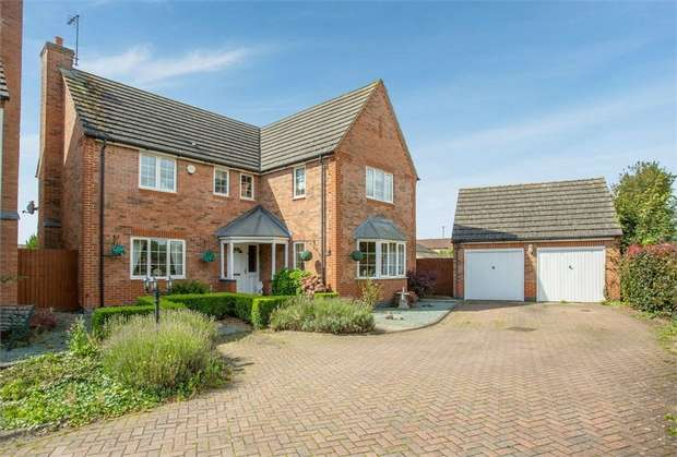 5 Bedrooms Detached House for sale in Park View West, March, Cambridgeshire
