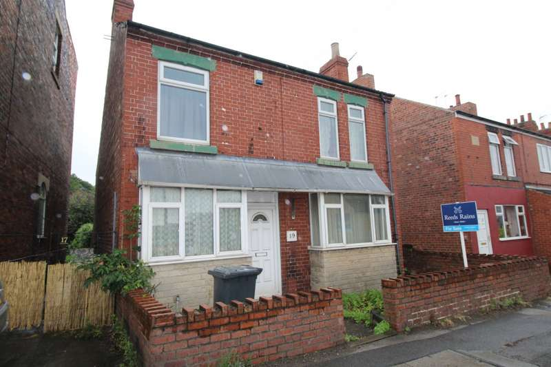3 Bedrooms Detached House for sale in Ryton Road, North Anston, Sheffield, S25