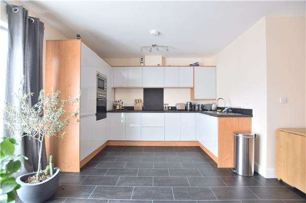 2 Bedrooms Flat for sale in Athelstan House, Station Road, Gloucester, GL1 1AP