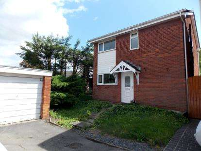 3 Bedrooms Detached House for sale in Sage Close, Padgate, Warrington, Cheshire