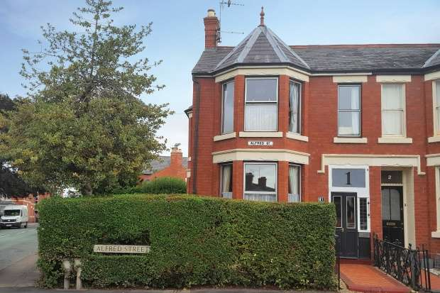 4 Bedrooms Property for sale in Alfred Street, Shrewsbury, Shropshire, SY2 5EX