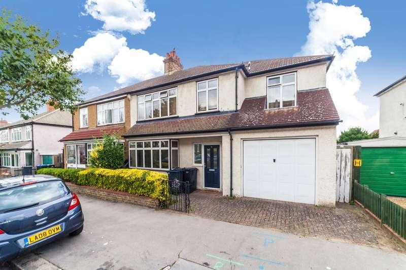 5 Bedrooms Semi Detached House for sale in Preston Road, London, SE19