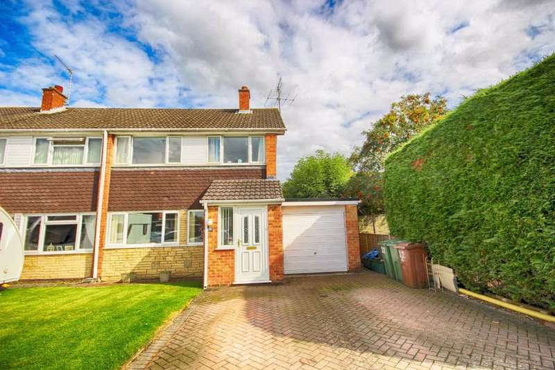 3 Bedrooms Semi Detached House for sale in Barton Way, Up Hatherley, Cheltenham, GL51