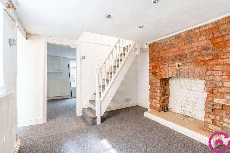 3 Bedrooms End Of Terrace House for sale in Oakfield Street, Cheltenham