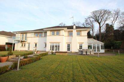 5 Bedrooms Detached House for sale in Capelrig Lane, Newton Mearns