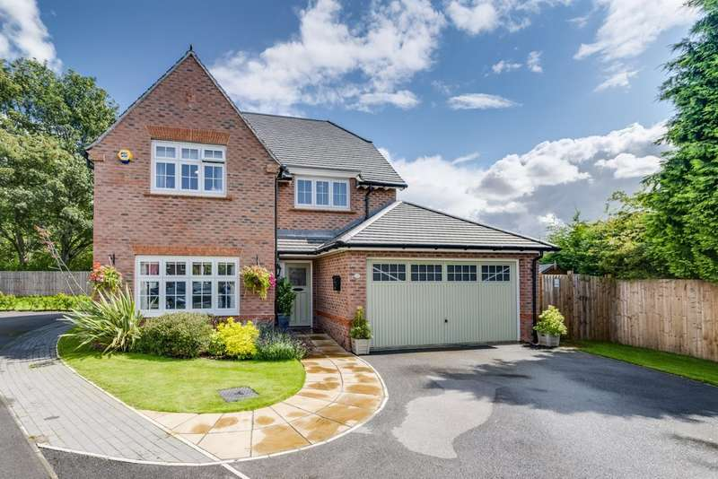 4 Bedrooms Detached House for sale in Hall Croft, Wickersley