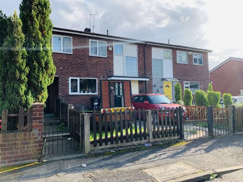 3 Bedrooms Terraced House for sale in Blackberry Lane, Stockport, Greater Manchester, SK5