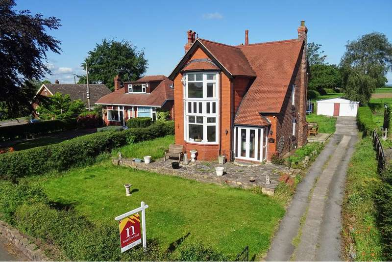 3 Bedrooms Detached House for sale in Norbury House, Crewe Road, Sandbach, CW11 3RZ