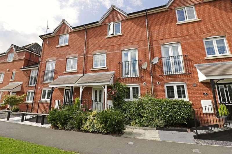 4 Bedrooms Terraced House for sale in Jacks Wood Avenue, Ellesmere Port, CH65