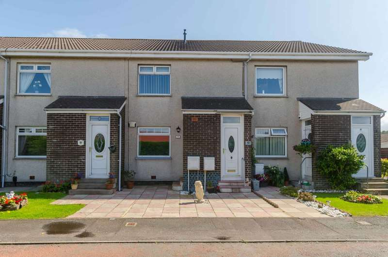 1 Bedroom Ground Flat for sale in Farden Place, Prestwick, KA9 2HS