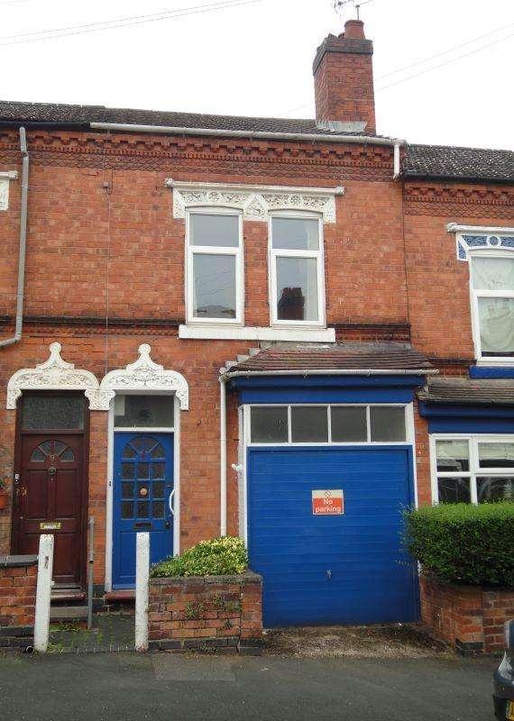 3 Bedrooms Terraced House for sale in Regent Street, Stirchley, Birmingham, West Midlands, B30 2LG