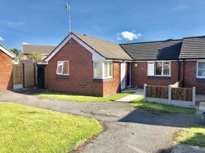 1 Bedroom Bungalow for sale in Ettrick Park, Vicars Cross, Chester, Cheshire, CH3