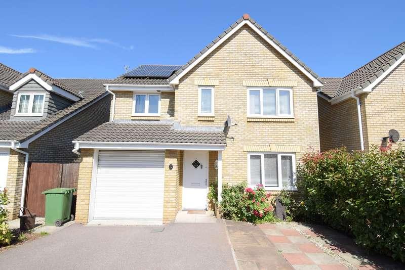 4 Bedrooms Detached House for sale in Llantarnam Road, Llantarnam, Cwmbran, NP44