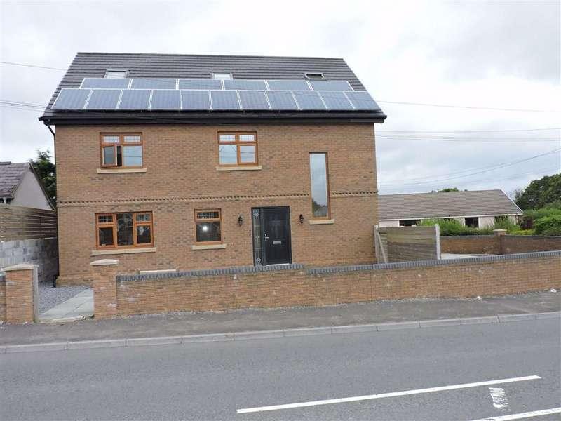 5 Bedrooms Detached House for sale in Penygroes Road, Blaenau