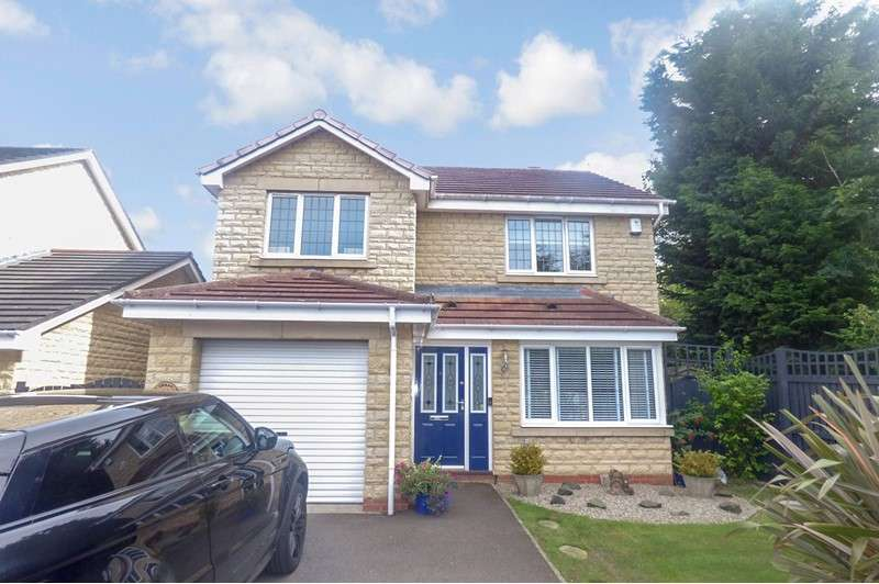 4 Bedrooms Property for sale in Chase Meadows, Chase Farm, Blyth, Northumberland, NE24 4LW