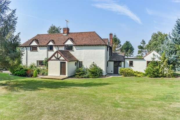 4 Bedrooms Detached House for sale in Wethersfield, Braintree, Essex