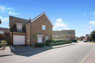 4 Bedrooms Detached House for sale in Ardent Road, Whitfield, Dover, Kent