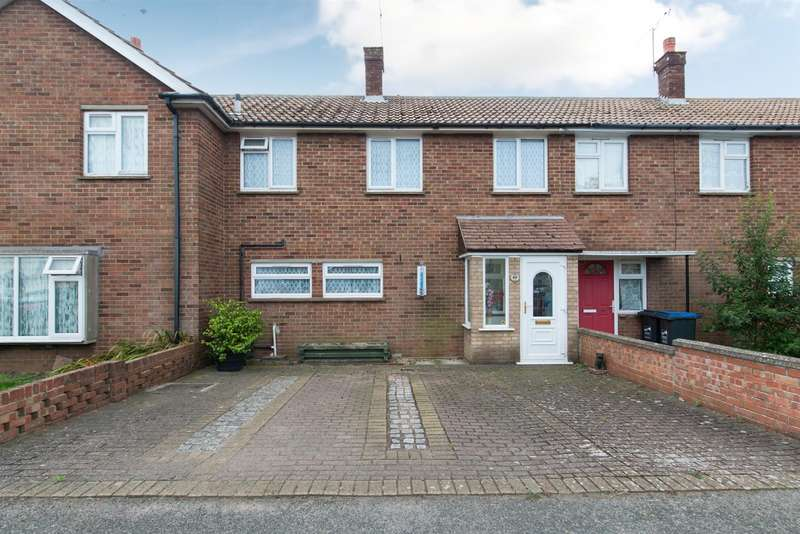 3 Bedrooms Terraced House for sale in Linksfield Road, Westgate-On-Sea