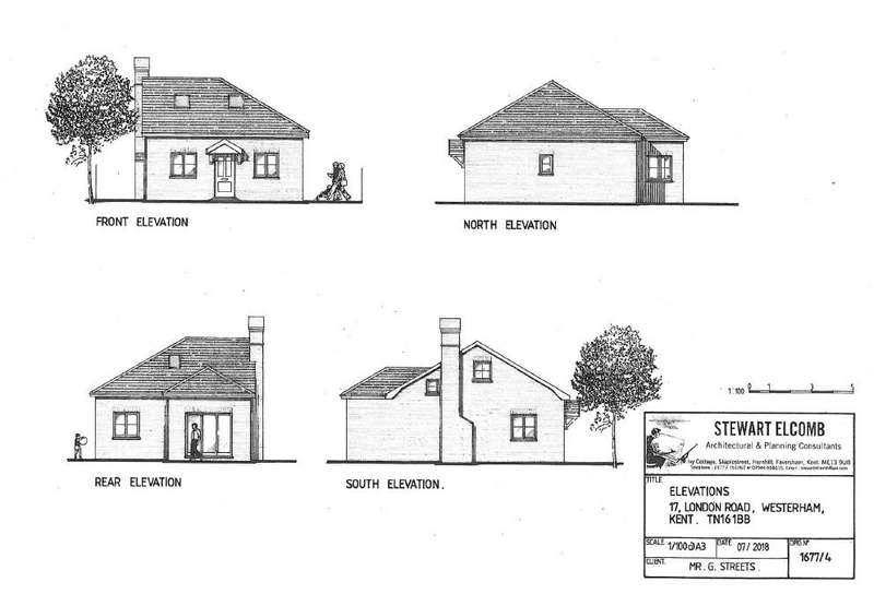 Land Commercial for sale in London Road, Westerham