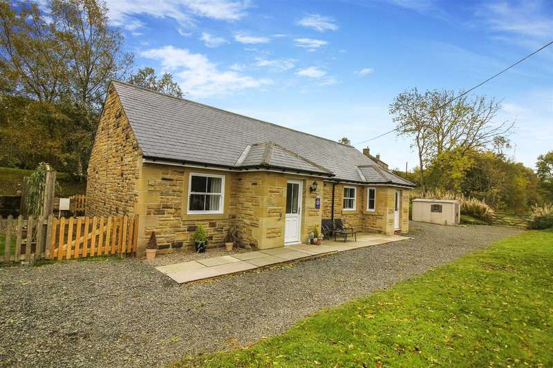 5 Bedrooms Bungalow for sale in Falstone, Hexham