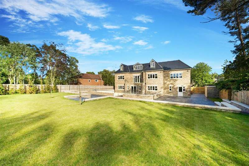 6 Bedrooms Detached House for sale in Darras Road, Darras Hall, Ponteland