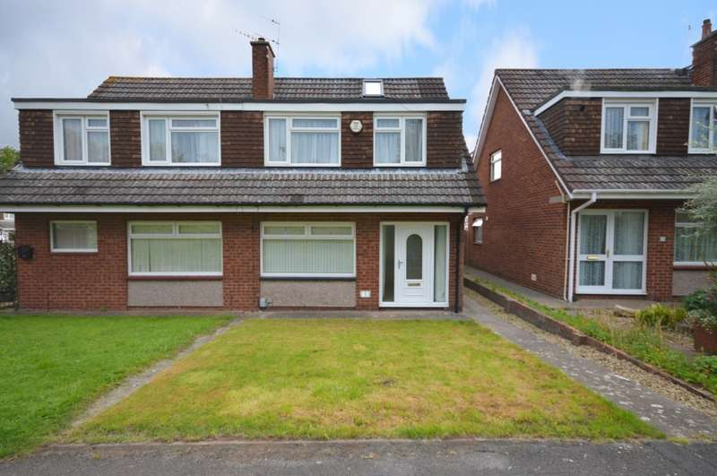 3 Bedrooms Semi Detached House for sale in Rowacres, Whitchurch, BS14