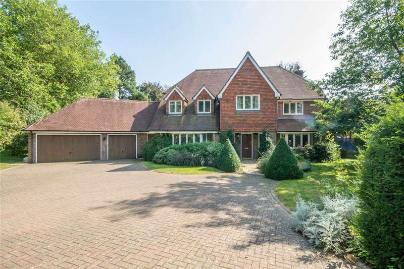 5 Bedrooms Detached House for sale in The Drive, Maresfield Park