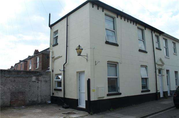 3 Bedrooms End Of Terrace House for sale in Stapleton Road, Portsmouth, Hampshire
