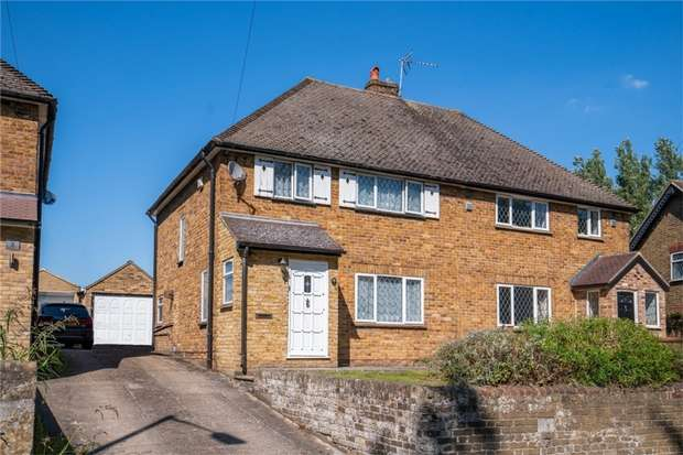 3 Bedrooms Semi Detached House for sale in Thorney Mill Road, Iver, Buckinghamshire