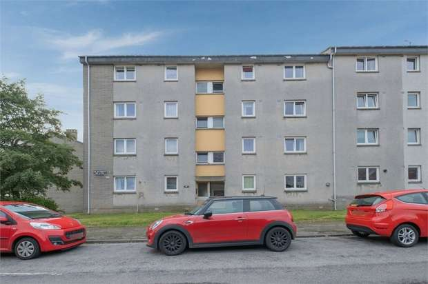 2 Bedrooms Flat for sale in Oldcroft Place, Aberdeen