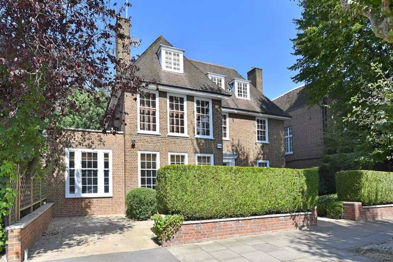 6 Bedrooms Detached House for sale in Springfield Road, London, NW8