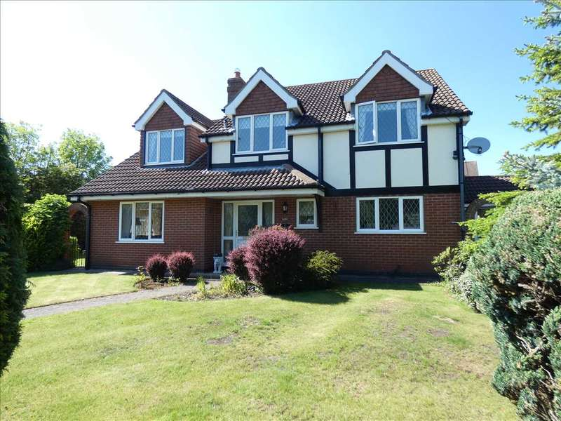 4 Bedrooms Detached House for sale in HOME PADDOCK, WALTHAM, GRIMSBY