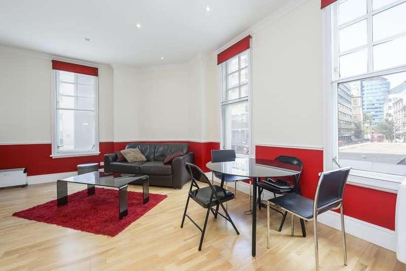 1 Bedroom Flat for sale in Minories, EC3N