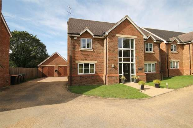 6 Bedrooms Detached House for sale in Odell Road, Little Odell, Bedford