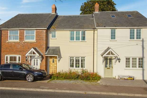 2 Bedrooms Maisonette Flat for sale in Haverhill Road, Kedington, Haverhill, Suffolk